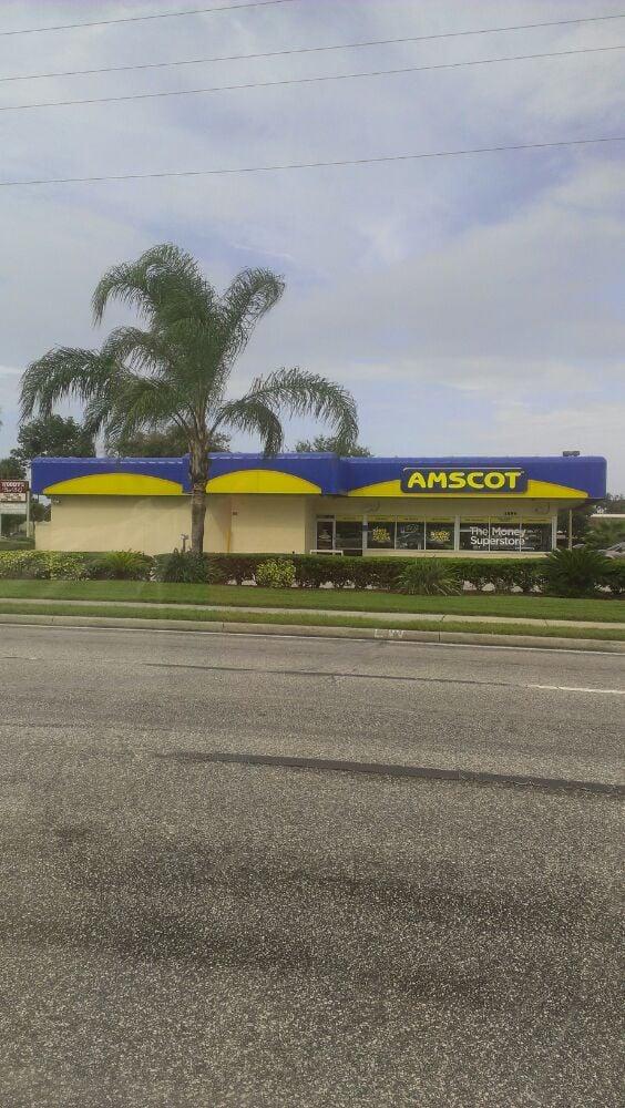 Amscot Corporation