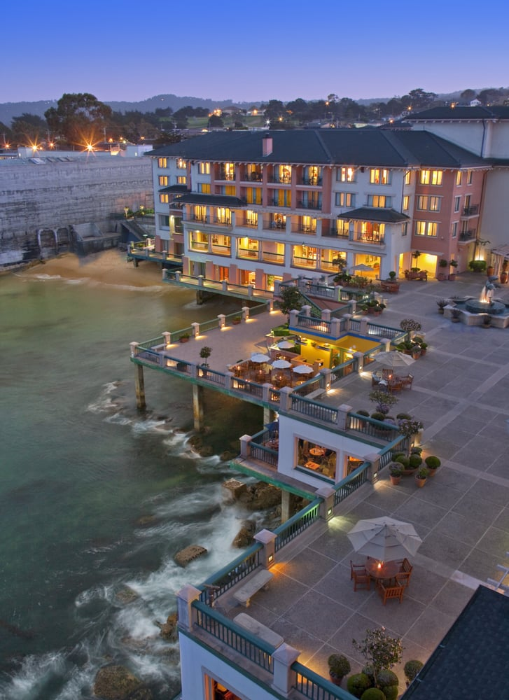 Internet Services Near Me >> Monterey Plaza Hotel & Spa - 345 Photos - Hotels - 400 Cannery Row - Monterey, CA - Reviews - Yelp
