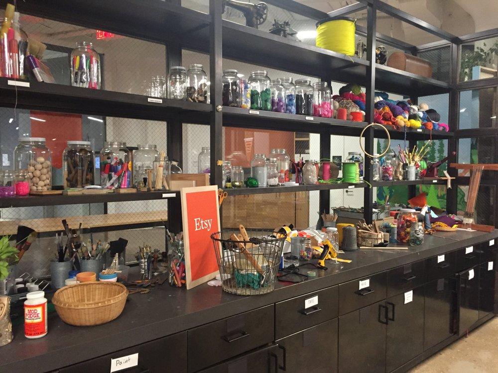 Etsy Labs: 55 Washington St, Brooklyn, NY