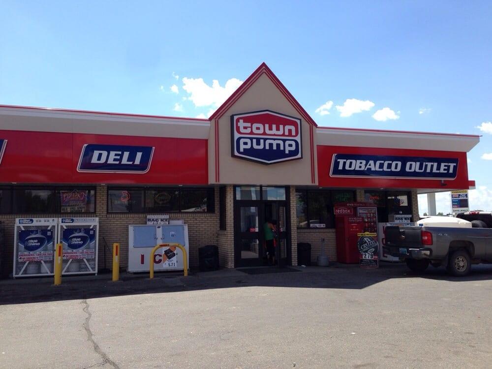 Town Pump Food Stores: 1010 N Crawford Ave, Hardin, MT