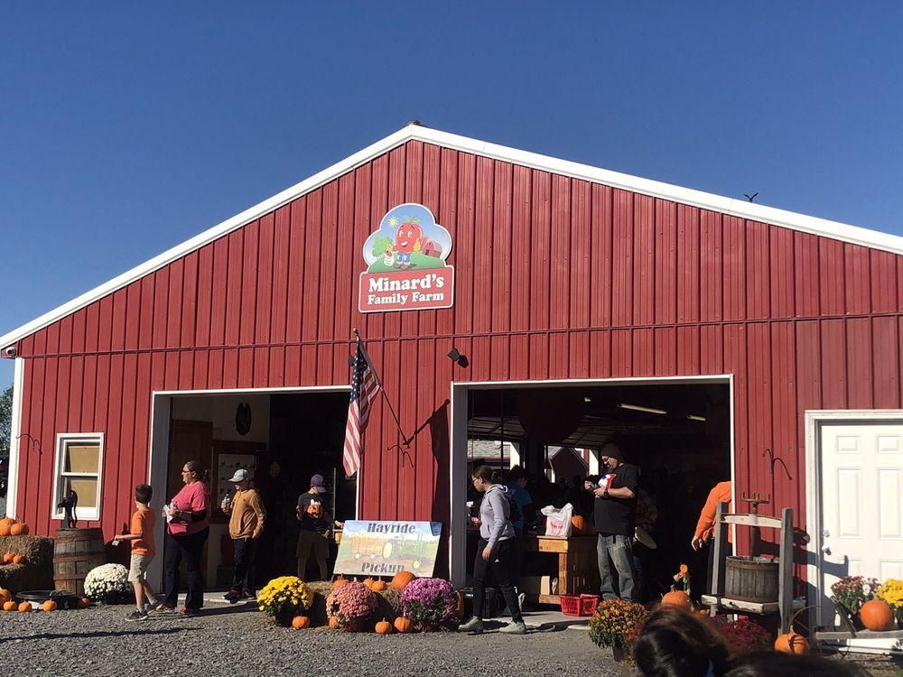 Minard's Family Farm