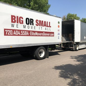 Elite Movers Denver - Arvada, CO - 2019 All You Need to Know