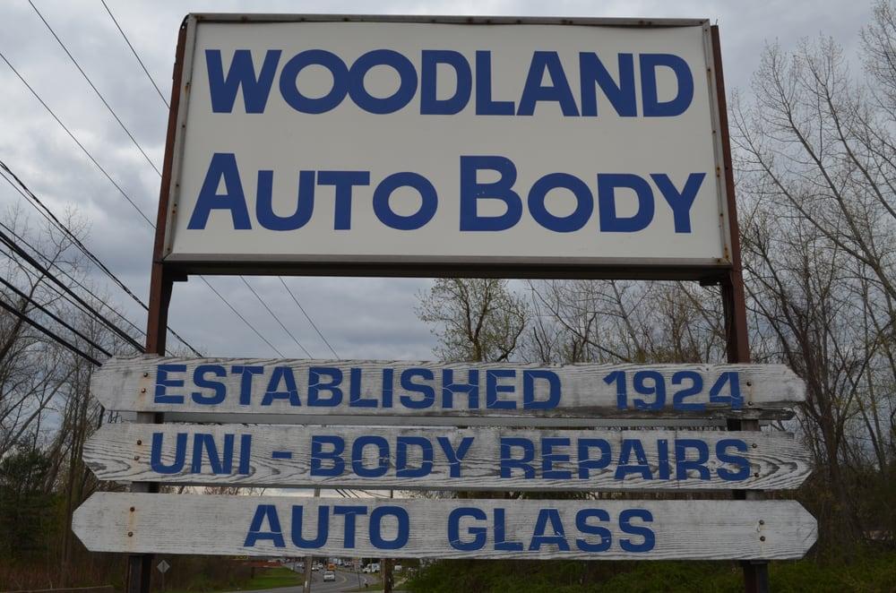 Woodland Auto Body