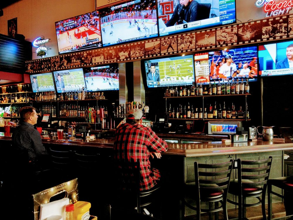 The Stick Sports Lounge