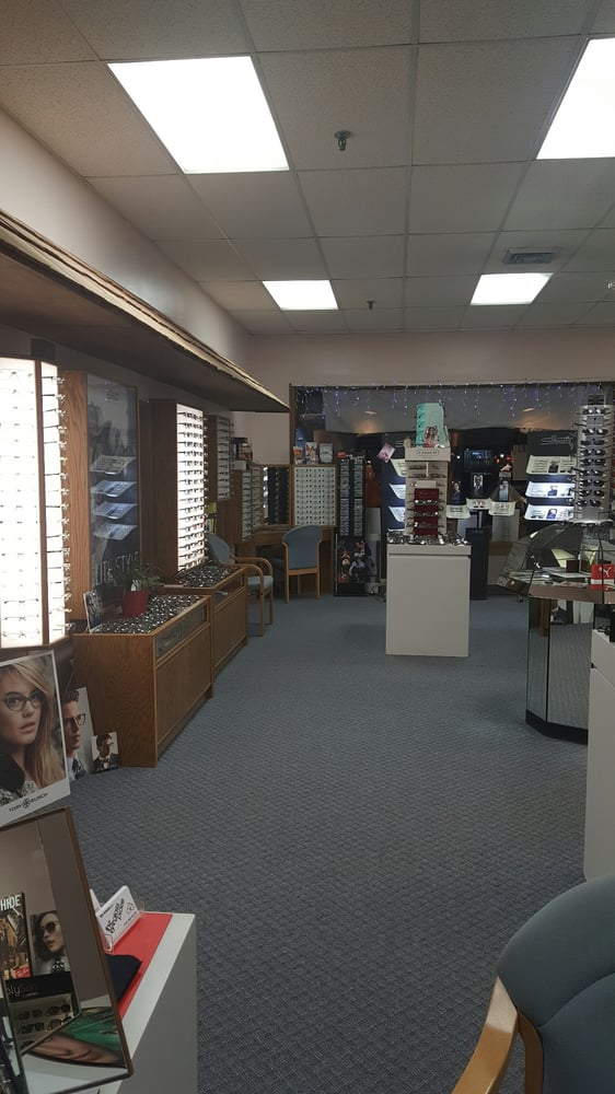 The Eyeglass Place