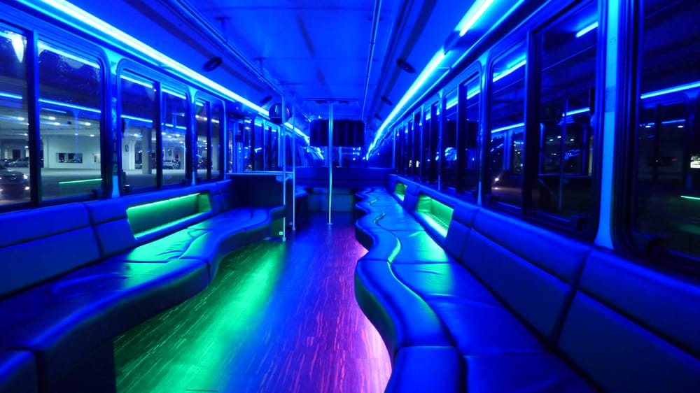 Party Express Bus