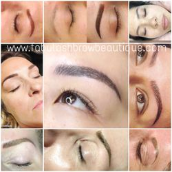 8c633671130 Photo of Fabulash & Brow Beautique - Chicago, IL, United States. Customized  Brow