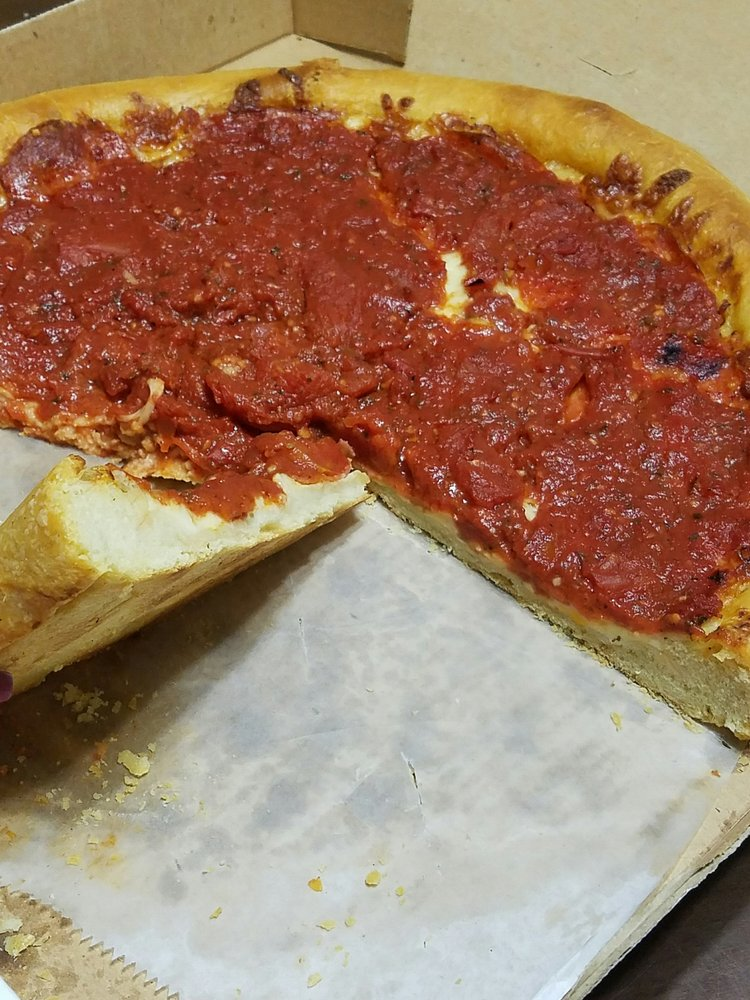 Cappy's Pizzeria- Seminole Heights: 4910 N Florida Ave, Tampa, FL