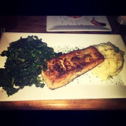 Photos for eso food yelp photo of eso new york ny united states salmon w mashed forumfinder Image collections