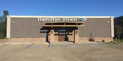 Hamilton Vision & Eye Care Clinic: 1520 Military St S, Hamilton, AL