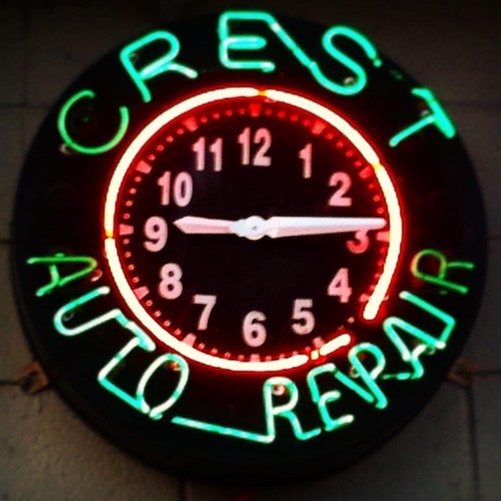 Crest Auto Repair: 128 La Cresta Rd, El Cajon, CA