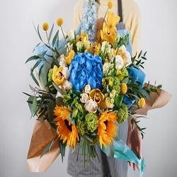 Bonnie's Florist: 15691 Davis Ave, Hayward, WI
