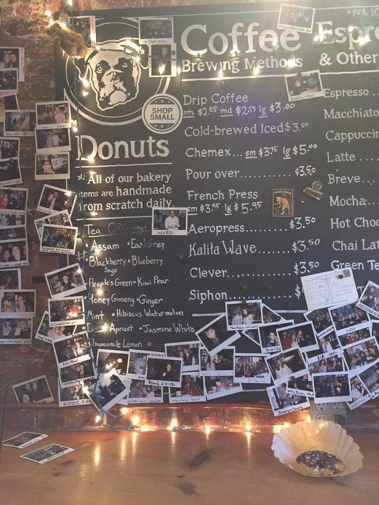 Gypsy Donut & Espresso Bar - Nyack, NY, United States. Menu