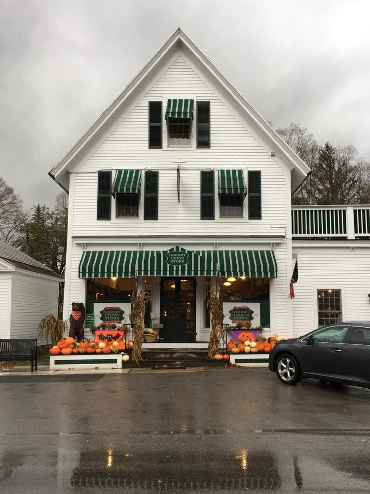 Dorset Union Store: 31 Church St, Dorset, VT