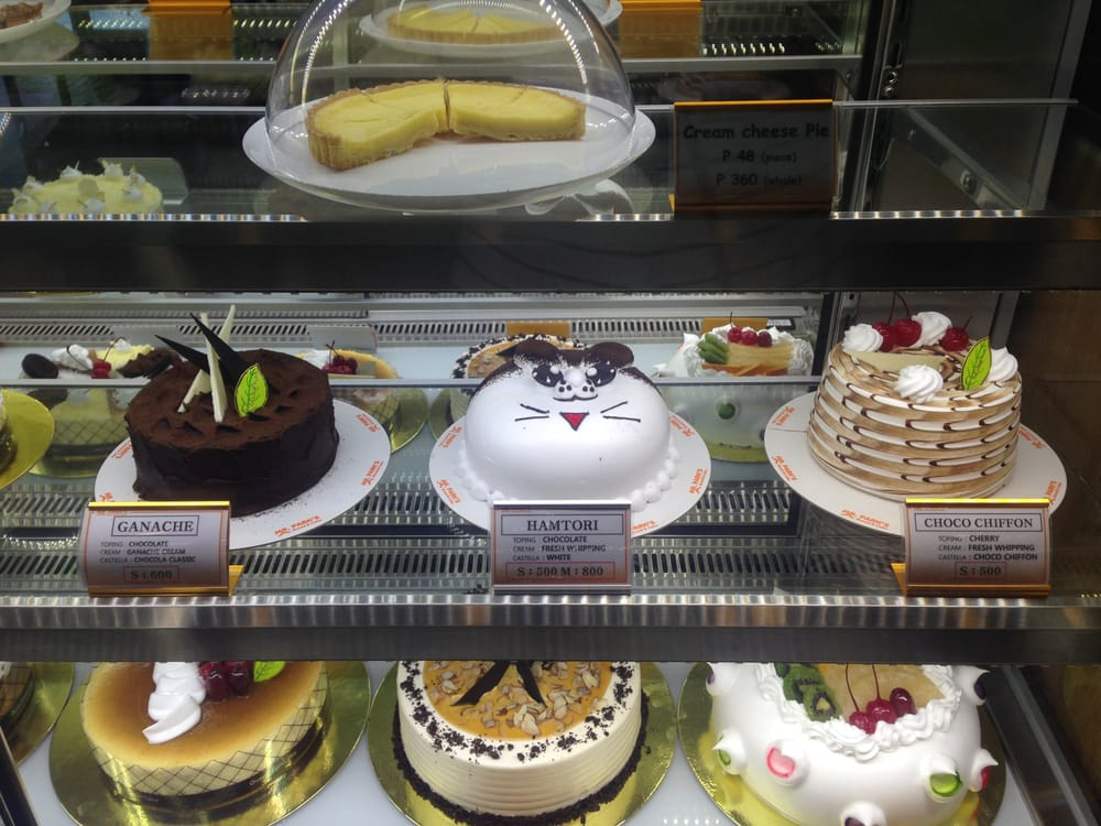 Mr Park S Bread And Cake Marikina