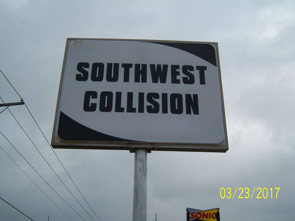 Southwest Collision Center: 2416 N Commerce, Ardmore, OK