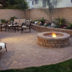 Photo Of Black Diamond Paver Stones Landscape Sacramento Ca United States