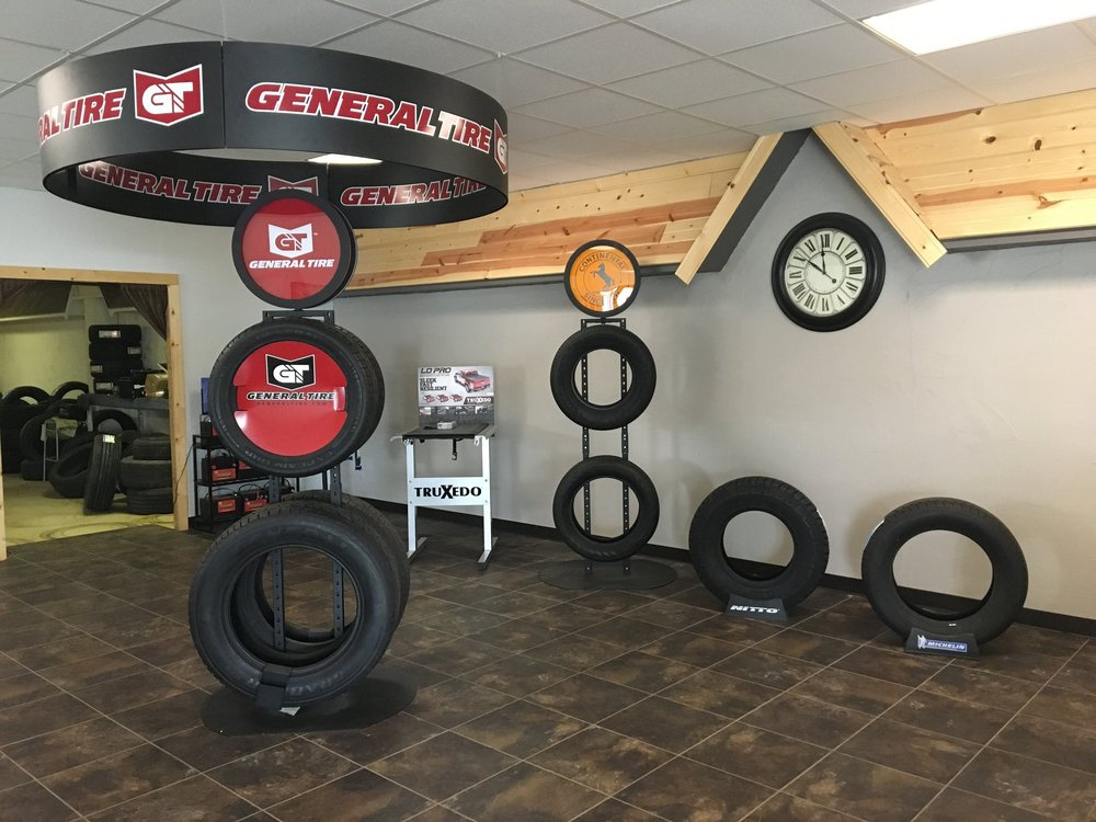 Austin Tire & Service: 415 10th St NE, Austin, MN