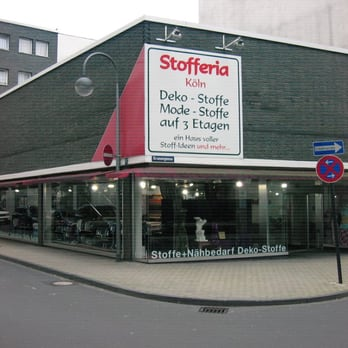stofferia stoffe textilien hohe str 1 georgsviertel k ln nordrhein westfalen. Black Bedroom Furniture Sets. Home Design Ideas