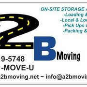 a2b moving u0026 storage - Upack Reviews