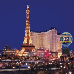 Paris hotel casino las vegas history make money music casino investing travel