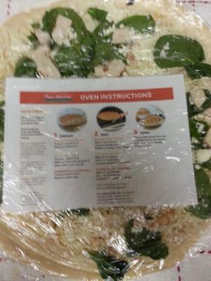Papa Murphys 4130 S Bowen Rd Arlington Tx Foods Carry Out Mapquest