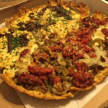 Zelo pizza arcadia ca menu
