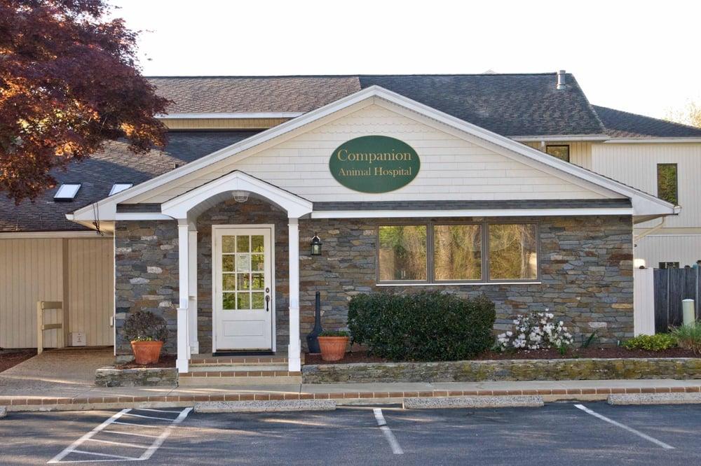 Companion Animal Hospital: 801 Poquonnock Rd, Groton, CT