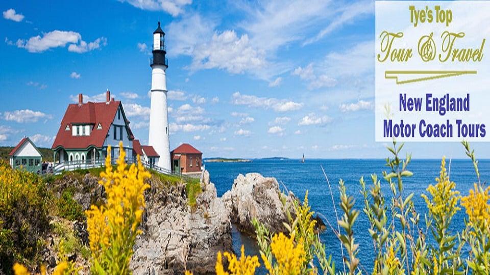 Tye's Top Tour & Travel: 9 Riverside Dr, Merrimack, NH