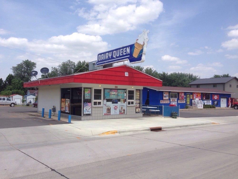 Dairy Queen: 106 E 1st St, Janesville, MN
