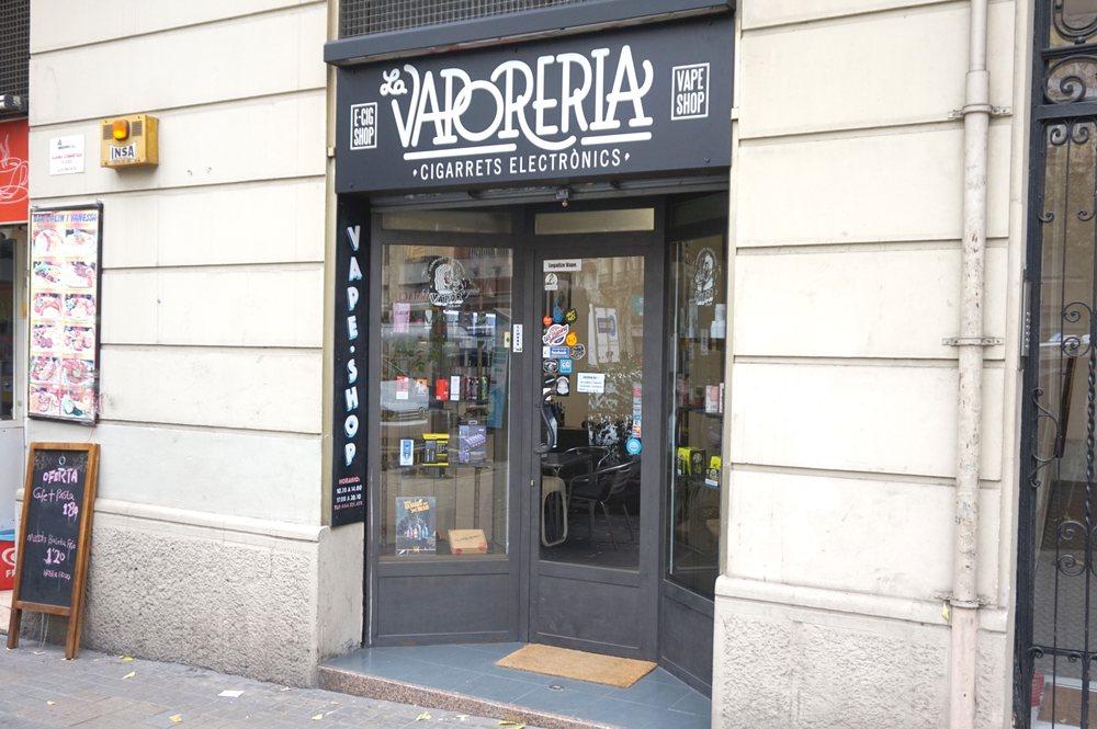 La Vaporeria: Carrer de la Diputació, 368, Barcelona, B