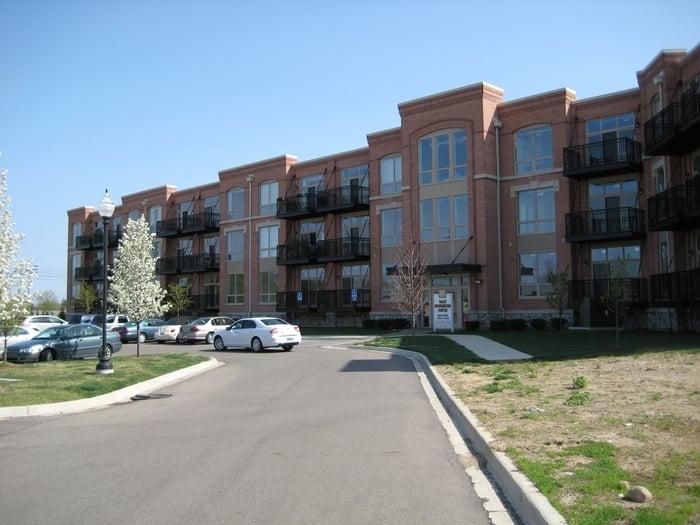 Daisy Square Condominiums