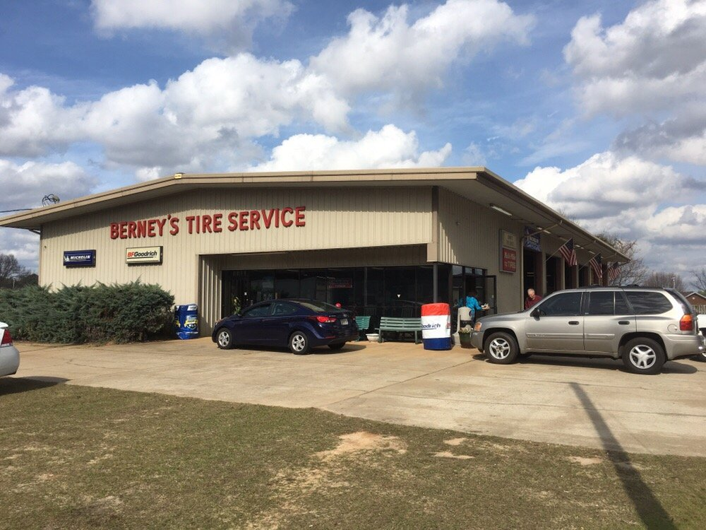 Berney's Tire Service: 1105 Moultrie Rd, Albany, GA