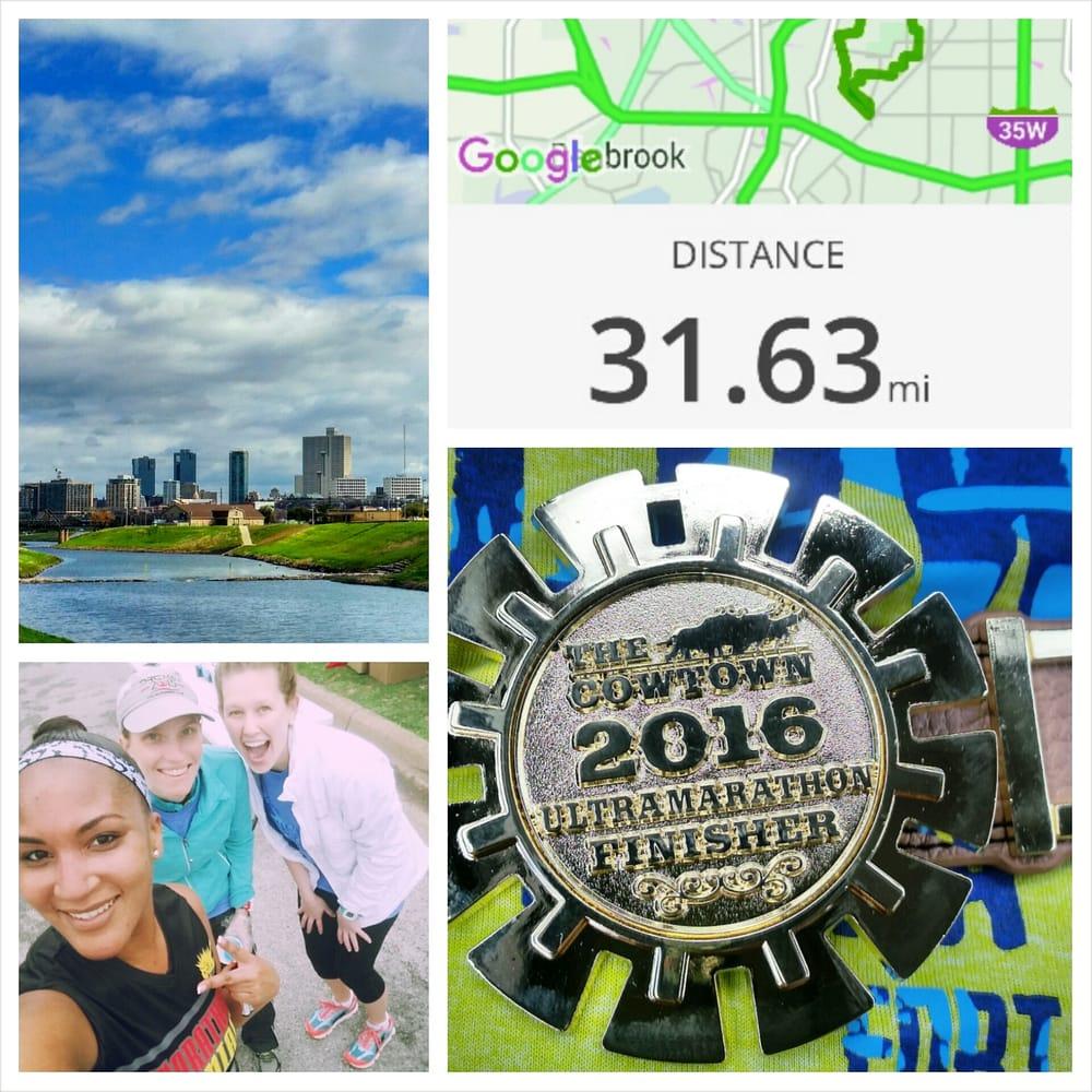 Cowtown Marathon & 10K Run
