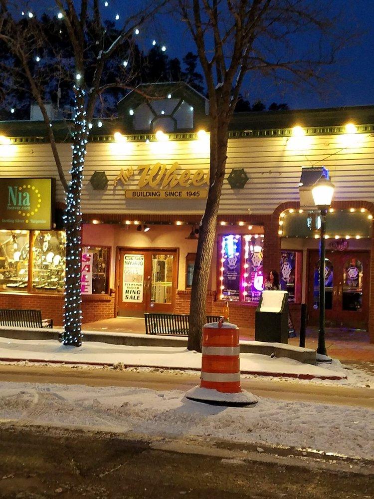 Wheel Bar: 132 E Elkhorn Ave, Estes Park, CO