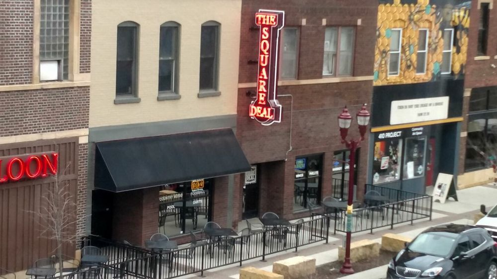 The Square Deal: 521 S Front St, Mankato, MN