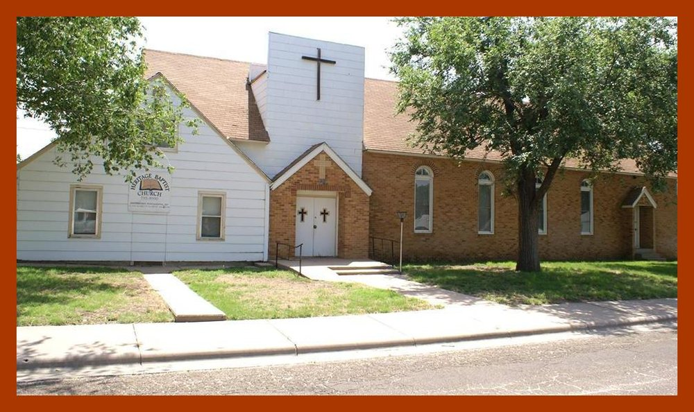 Heritage Baptist Church | 2000 Monroe St, Great Bend, KS, 67530 | +1 (620) 793-9990