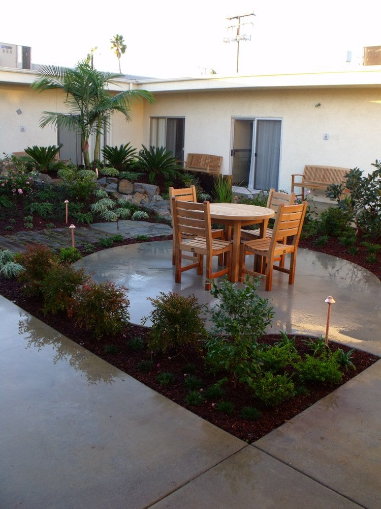 Photo Of Groundworks Landscape Torrance Ca United States Margery Morris Architect