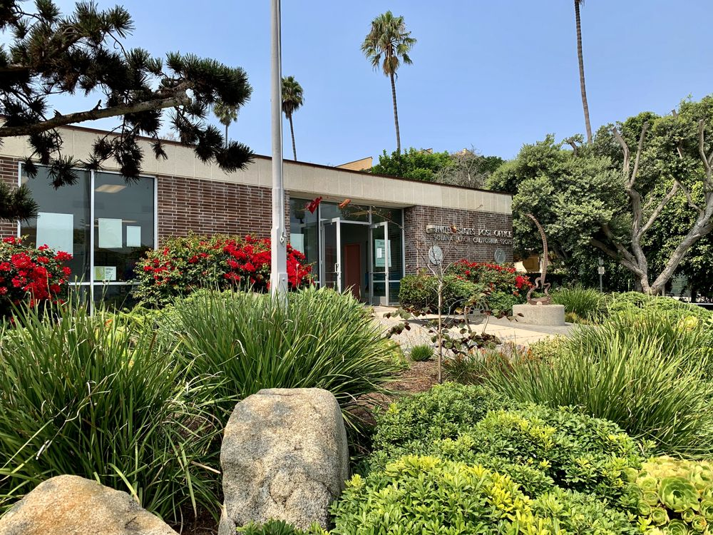 US Post Office: 153 S Sierra Ave, Solana Beach, CA