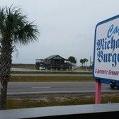 Cafe Michael Burger Galveston Tx
