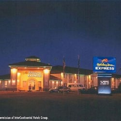 Photo Of Holiday Inn Express Hotel Chamberlain Oacoma Sd United States