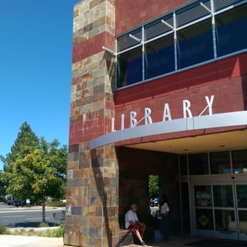 Libraries In San Jose With Study Rooms