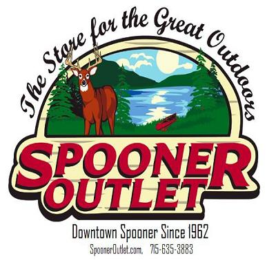 Spooner Outlet: 209 Walnut St, Spooner, WI