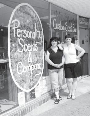 Personality Scents: 57 Genesee St, Avon, NY