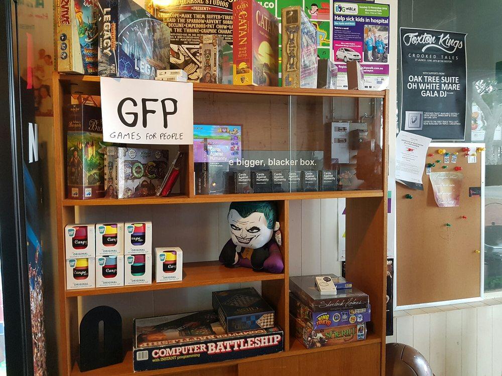 Carpe Coffee: Shop 3, Midland, WA