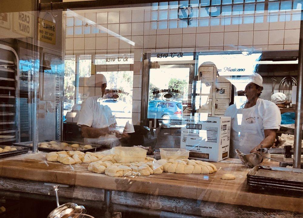 Panchitas Bakery