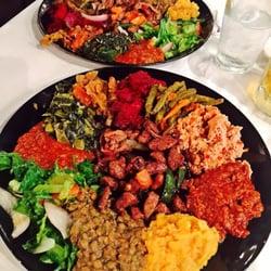 Ad Desta Ethiopian Restaurant