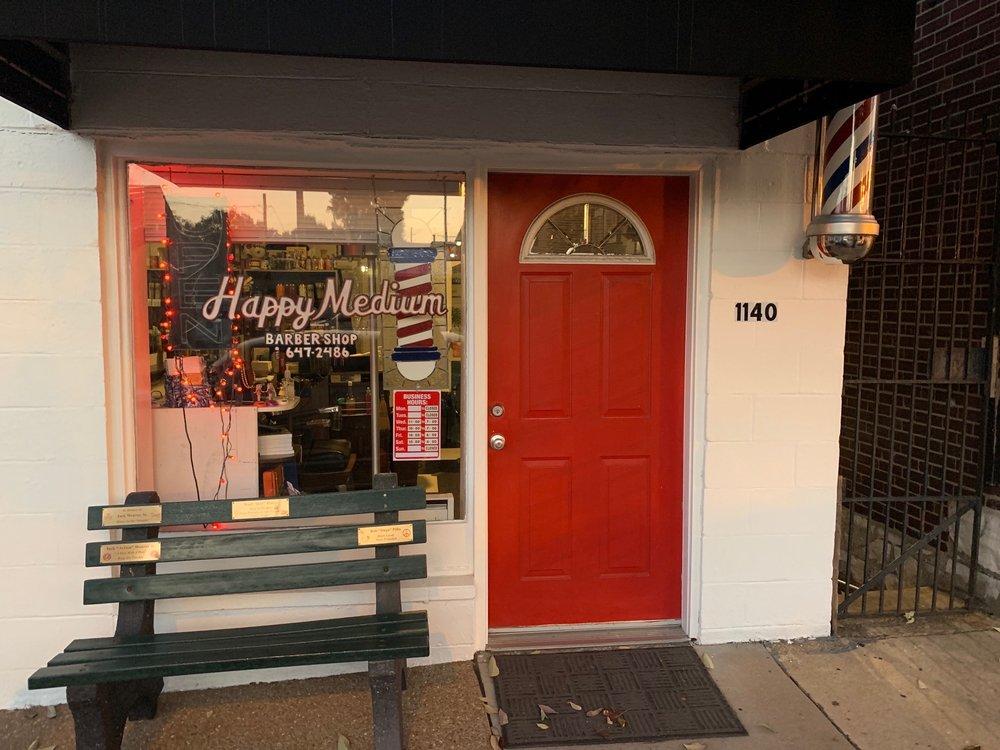 Happy Medium Barbers Shop