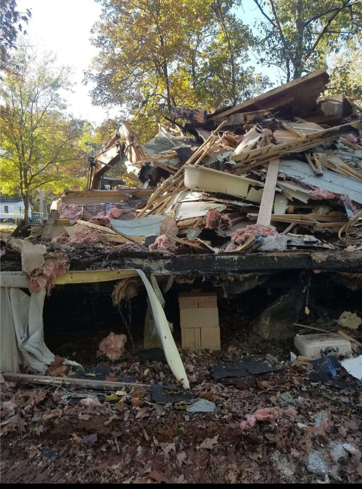 Foothills Construction Grading & Demolition: Lawndale, NC