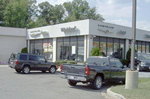 Darcars Chrysler Jeep Of Waldorf 11755 S Business Park Rd Waldorf